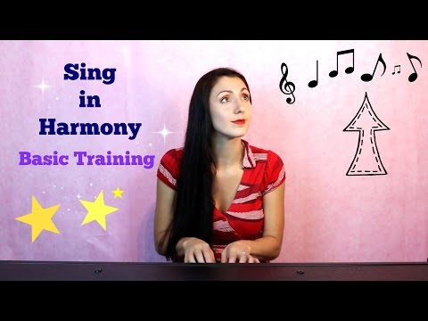 Sing in Harmony: Basic Training  (Verba Vocal)