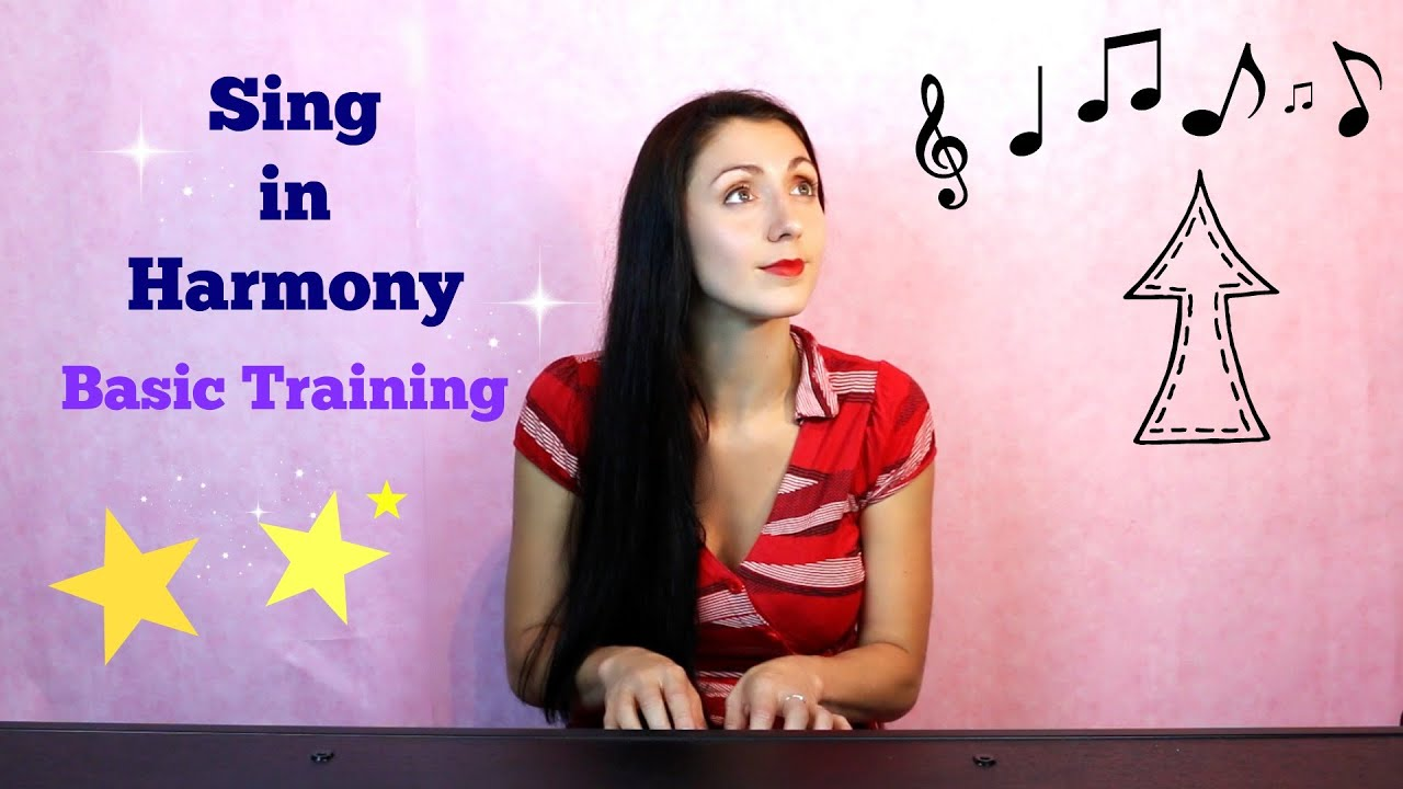 Sing in Harmony: Basic Training  (Verba Vocal)