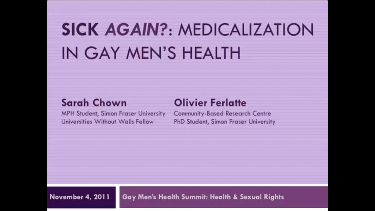 sick giving men so advice gay women Im of