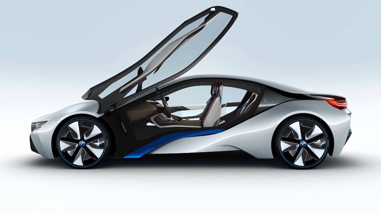 Bmw I8 Concept Youtube
