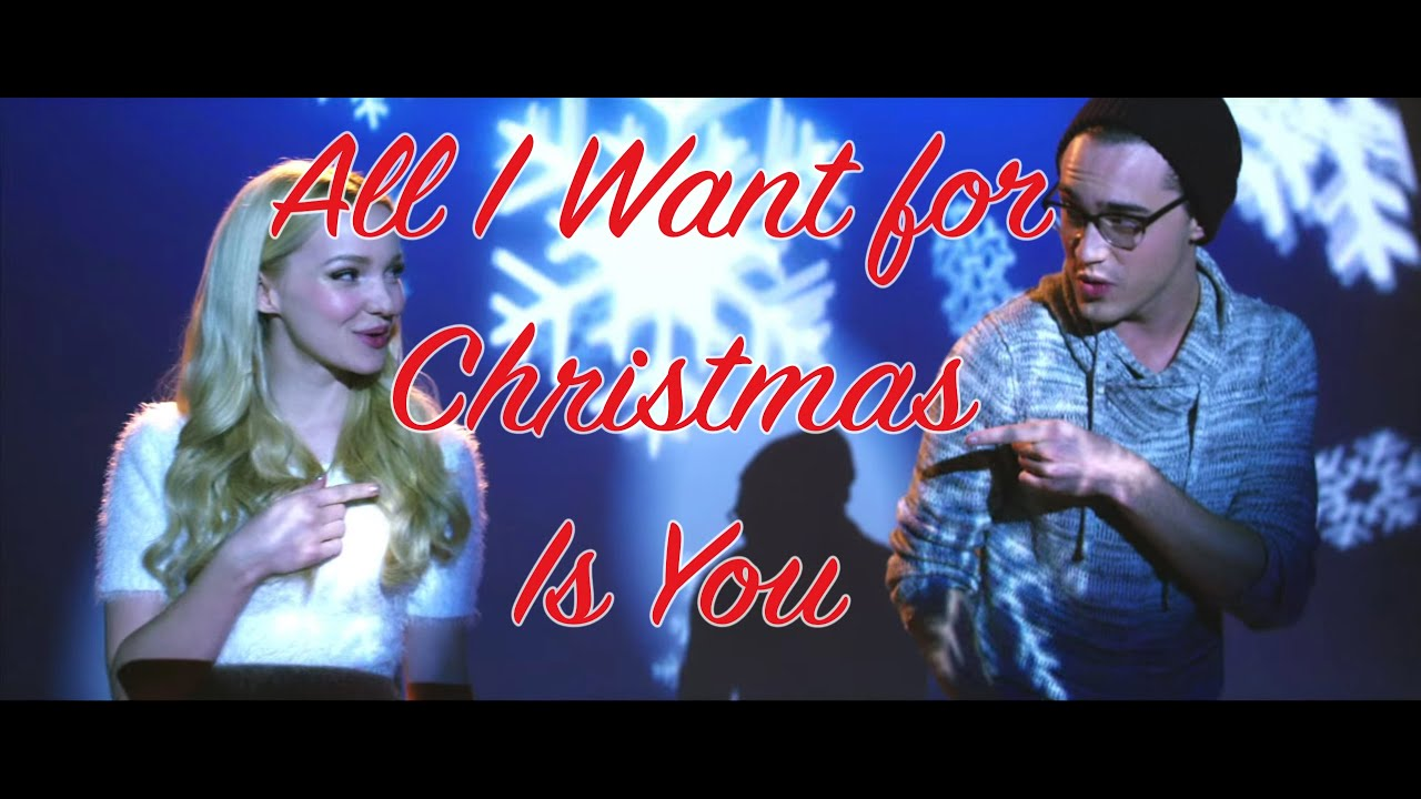 all i want for christmas is you the girl and the dreamcatcher youtube - All I Want For Christmas Is You Youtube