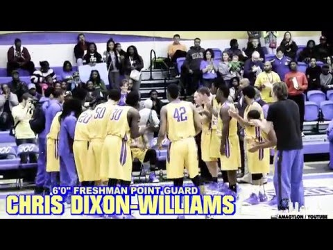 "[ 309 Sports ] Illinois Central College 6'0"" PG Chris Dixon-Williams"