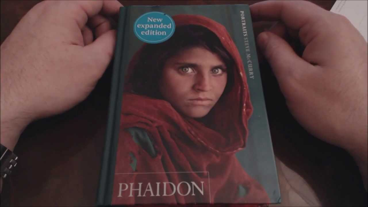 Steve McCurry Portraits Photography Book Review
