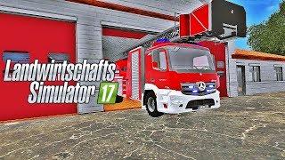 LS17 Feuerwehr | #103 - ACHTUNG WARNFAHRZEUG