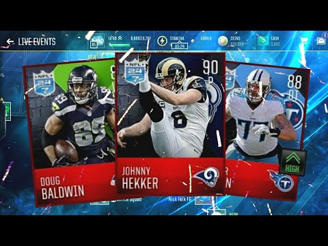 ADVANCED NFL 24/7 STRATEGY IN MADDEN MOBILE 18!! GET FREE MASTER PLAYERS FAST!!