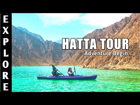 A Day In Hatta | Hatta Dam | UAE Tourist Destinations | Dubai Tour | Tourist Places In Dubai | Vlog
