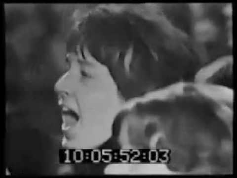 The Beatles -  Money live in Liverpool 1963