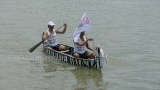 Finishing - Nehru Trophy Boat Race