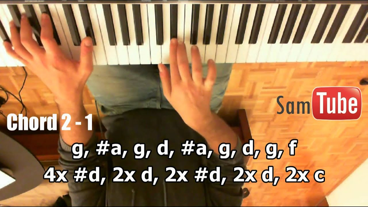 Tutorial love the way you lie part 2 rihanna feat eminem piano tutorial love the way you lie part 2 rihanna feat eminem piano how to play hexwebz Choice Image