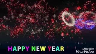 Happy new year 2017 beautiful