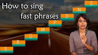 Ep #21 | How to sing fast phrases