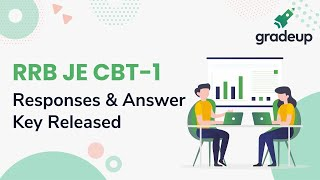 RRB JE 2019 CBT-1 | Responses & Answer Key Released