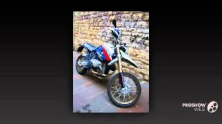 BMW HP2 Megamoto 2010