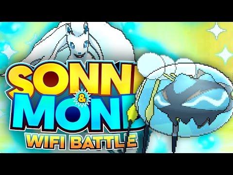 Pokémon Sonne & Mond WiFi Battle - [21] - Ich glaub, es hagelt!