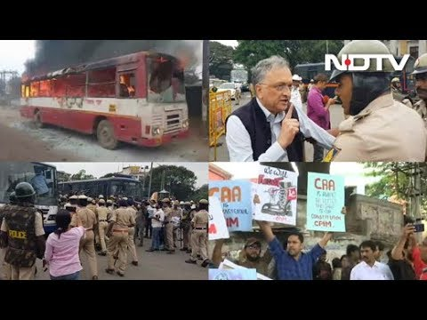 India vs Lockdown. Protesters Detained In Delhi, Bengaluru