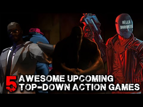 5 Awesome Upcoming top-down Action games in 2016 and beyond