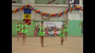 championship of the Republic of Moldova 10-11 march 2012    rhythmic gymnastics