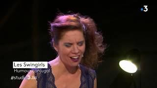 """#Studio3 : Les Swingirls interprète leur titre """"Humour conjugal"""""""