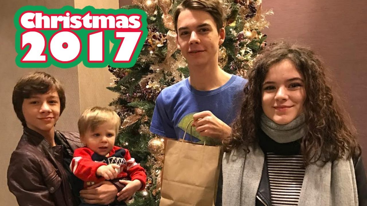 Christmas 2017 (Long Vlog Version) | KITTIESMAMA - YouTube