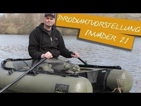 Mein Neues Schlauchboot | Karpfen Fangen Mit Boilies Invader