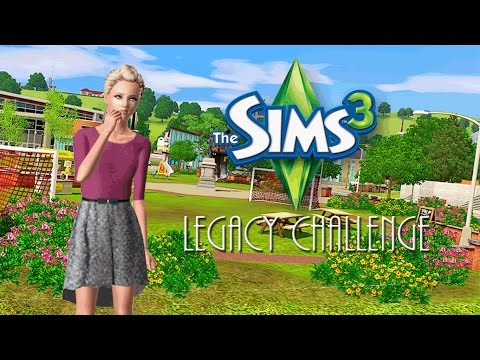 Let's Play: The Sims 3 Pets - Part 3 - Trying to Online Date! from YouTube · Duration:  21 minutes 28 seconds