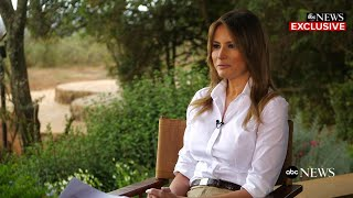 How Anchor Secured 'Revealing' Interview With Melania Trump