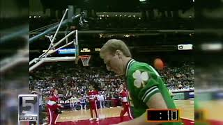 Top 10 plays of Larry Bird's Hall of Fame NBA career | ESPN Archives