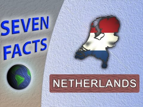 7 Facts about Netherlands