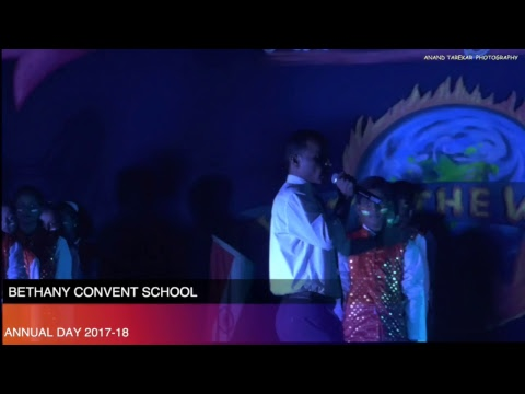 BETHANY CONVENT SCHOOL ANNUAL DAY 2017-18