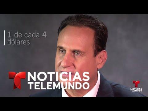 Los latinos en EEUU somos la economía del mundo | Noticiero | Noticias Telemundo
