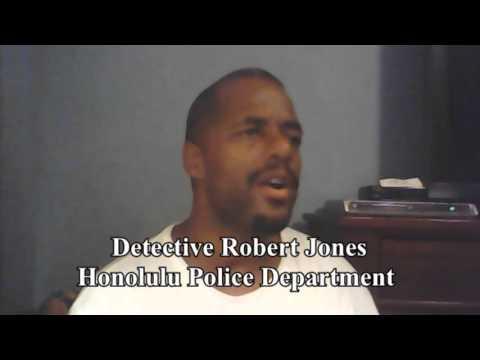 Detective-Robert-Jones Honolulu Police Department