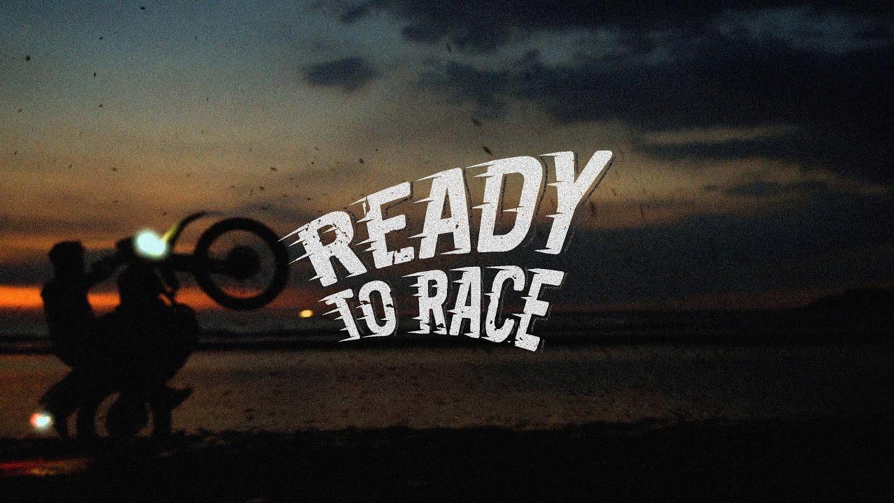 READY TO RACE by Yorock