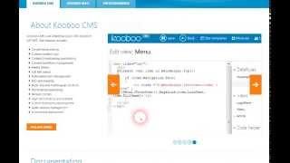 Kooboo CMS Hosting(Kooboo CMS Hosting Un CMS de código abierto basado en ASP.NET MVC. Sitio web oficial contiene documentos, tutoriales en vídeo, foro y noticias., 2014-07-08T17:08:15.000Z)
