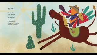 Canciones, raíces y alas CRYA - El Vaquero (Lyric Video)