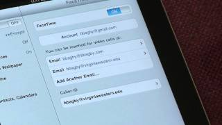 iPad Tips & Tricks: FaceTime at VWCC