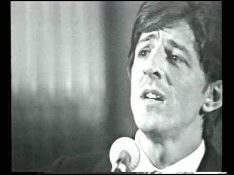 Giorgio Gaber - doc. Parole e Canzoni - Ciao ti dirò, Non arrossire, Suona chitarra - 1/8