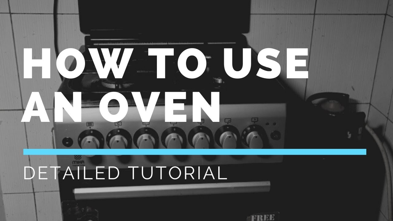 Download HOW TO USE AN OVEN AND A STAND COOKER | MIKA | HOW TO USE AN ELECTRIC OVEN| OVEN BREAKFAST RECIPES
