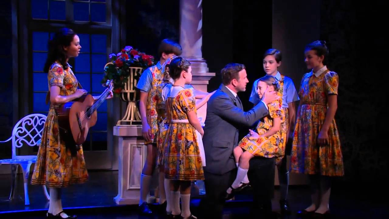 Broadway In Chicago - The Sound of Music