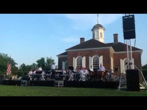 United States Air Force Heritage of America Band