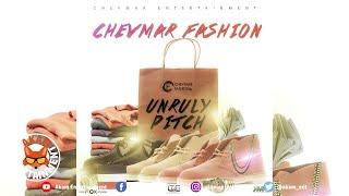 Unruly Pitch - Chevmar Fashion [Audio Visualizer]