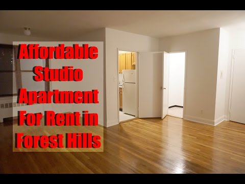 Very affordable studio apartment for rent in Forest Hills, Queens, NY