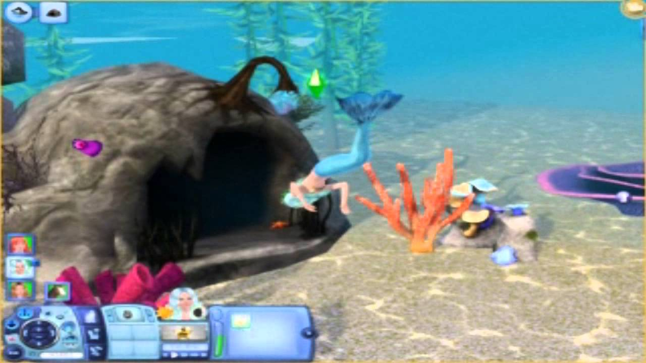 Sims 3 island paradise Building Diving Lots in Other Worlds
