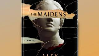 Alex Michaelides 'The Maidens:' Cover Reveal