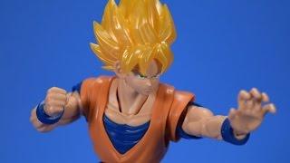 Bandai Dragon Ball Z Super Saiyan Goku Model Kit Figure-rise Standard