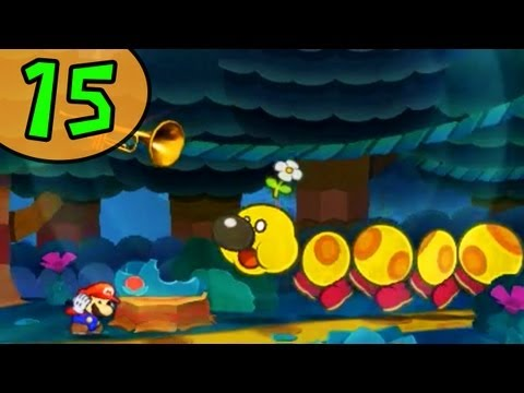 Let S Play Paper Mario Sticker Star