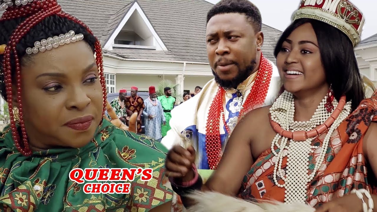 Download The Queen's Choice Season 1 - Regina Daniels 2018 Latest Nigerian Nollywood Movie | Full HD