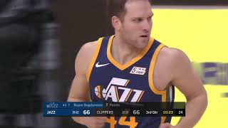 LA Clippers vs. Utah Jazz | December 28, 2019