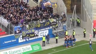 Kickers Offenbach - 1. FC Saarbrücken  Spielzusammenfassung 22. Spieltag 16/17