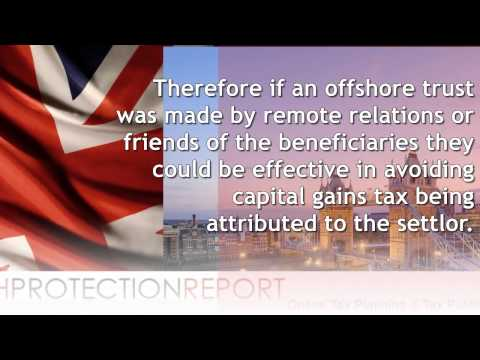 Top Tax Planning Uses For Offshore Trusts - Part 2