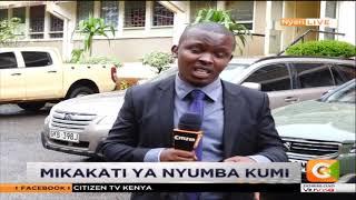 Maafisa wa usalama wakutana Nyeri #SemaNaCitizen